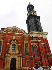 Hamburg Neustadt St. Michaelis von Norden