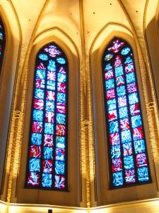 Hamburg Altstadt St. Petri Altarfenster rechtsA