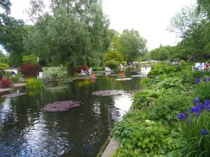 Hamburg Neustadt Planten un Blomen