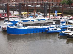 Hamburg Altstadt Flussschifferkirche