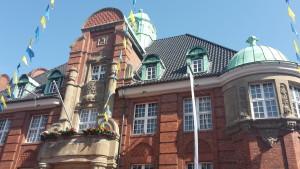 Niedersachsen Buxtehude Rathaus