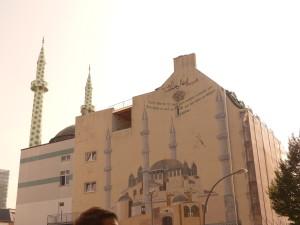 Centrum Moschee in St. Georg