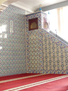 Centrum Moschee St. Georg