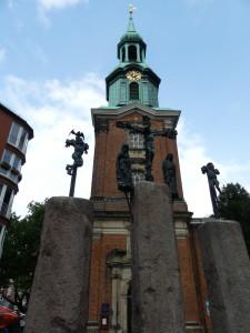 Dreieinigkeitskirche St. Georg