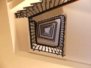 Treppenhaus Chilehaus