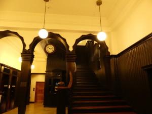 Treppenhaus Sloman-Haus