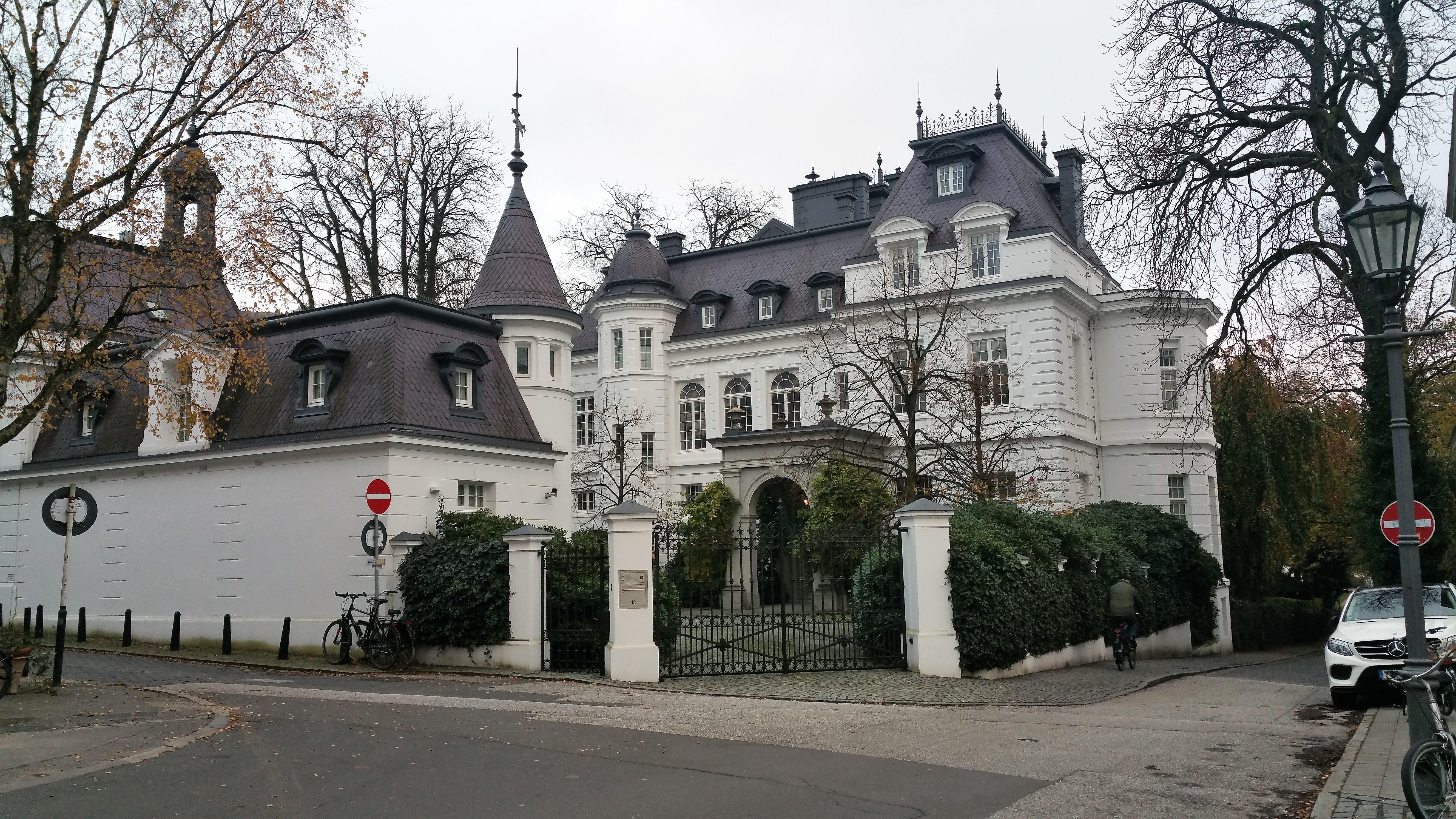 Jüdisches Viertel in Hamburg - Grindel