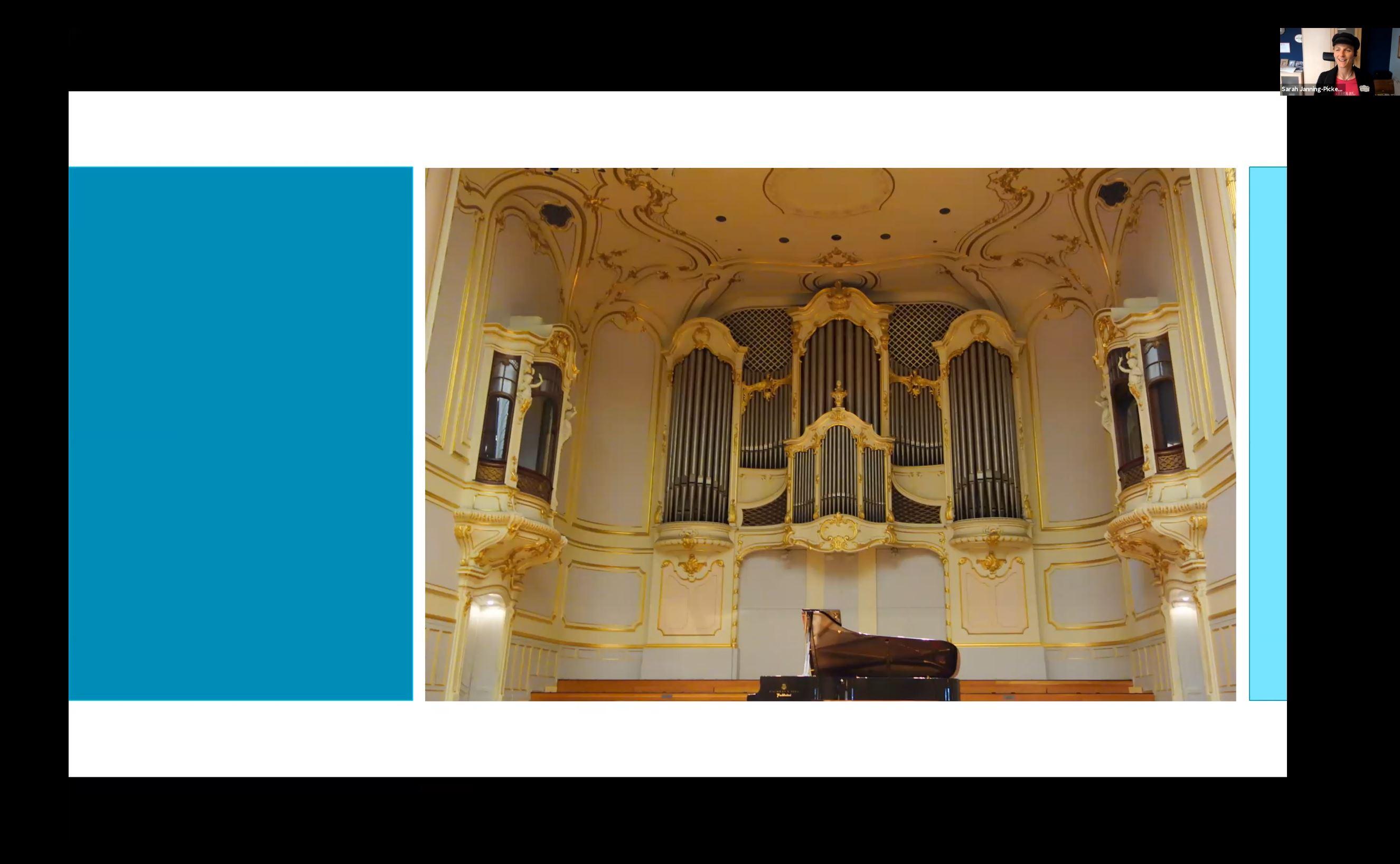ONLINE Tour - Musikstadt Hamburg - Teil 1