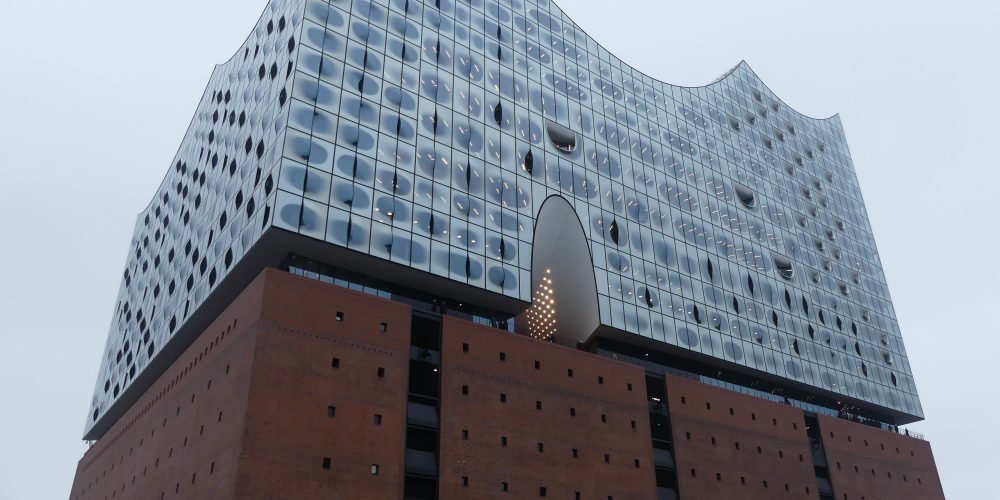 Hamburg's Philharmonic Hall is ready