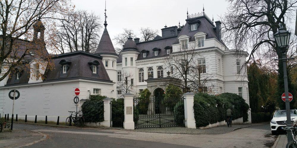 Besichtigung und Rundgang durch Pöseldorf Hamburg