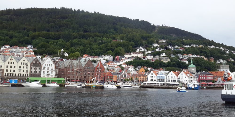 HamburgGuideSarah in Südnorwegen 3