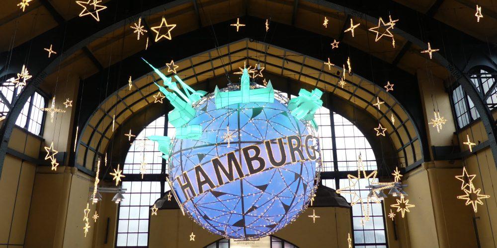 Hamburg leuchtet 4 – Hauptbahnhof