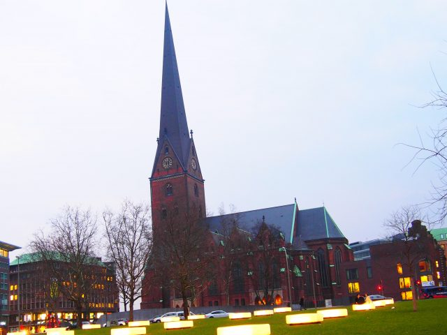 Hauptkirchen Hamburgs