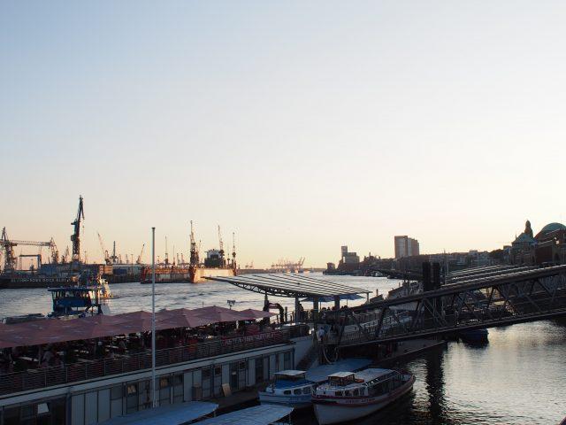 Hamburg – Ein lockerer Abend