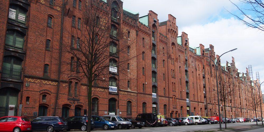 Firmen-Veranstaltung mit Stadtrundgang in Hamburg