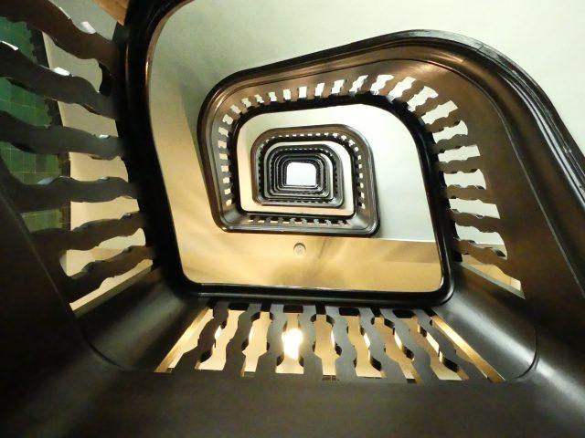 Treppenhäuser in Hamburg