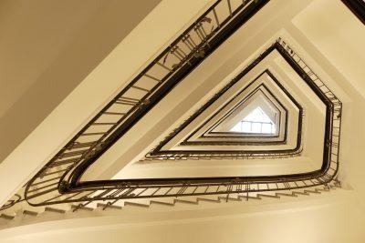 Treppenhaus im Körnerhaus
