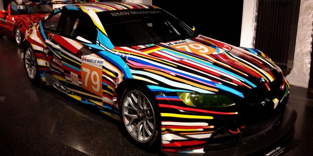 Prototyp-Museum: BMW Art Cars hautnah