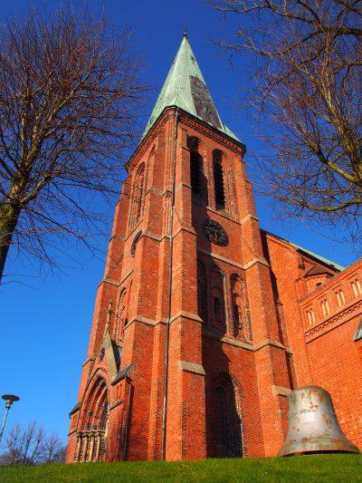 Schleswig-Holstein Meldorf Dom Außenansicht